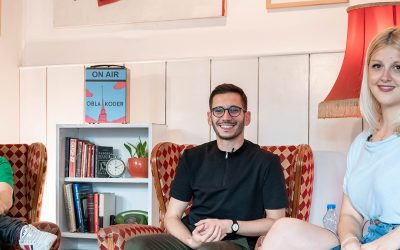 Mladi i mediji: Filip Lukić i Miloš Dašić | Salon | E01