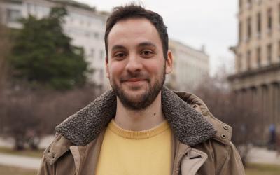 Životna sredina i njeni zaštitnici – intervju sa Nemanjom Milovićem