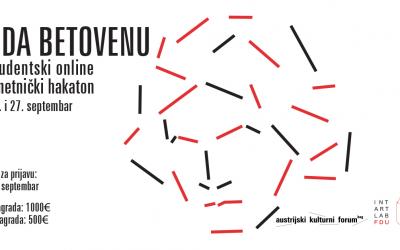 Oda Betovenu – studentski online umetnički hakaton