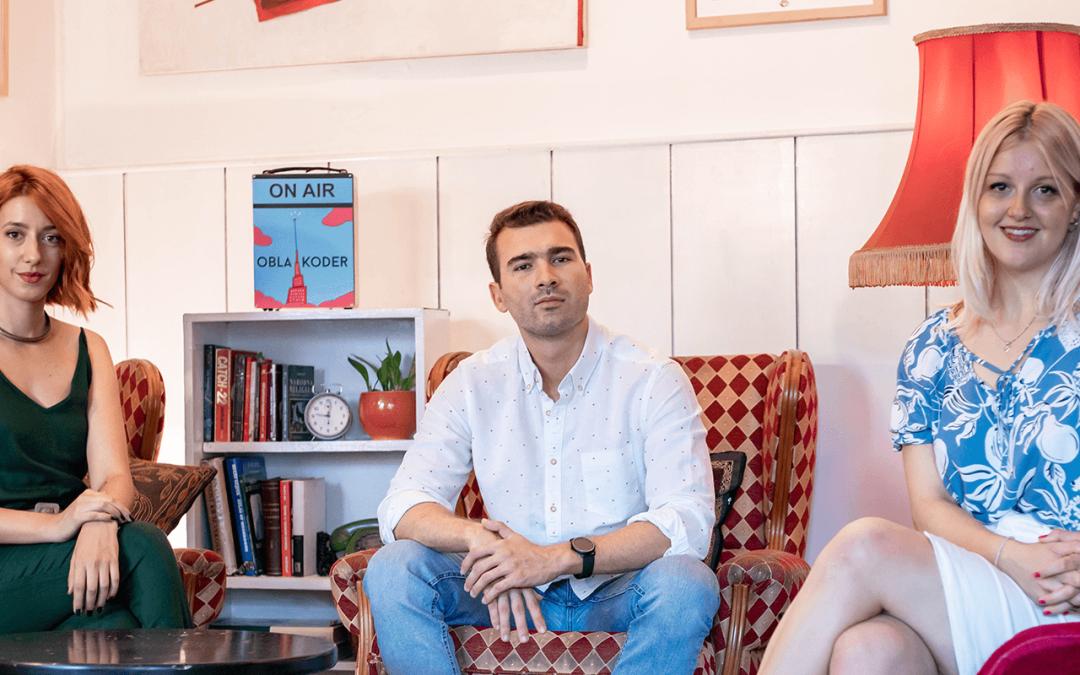 Mladi i politička participacija: Sara Nikolić i Vuk Velebit   Salon   E02