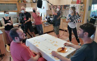 Grupa Hajde da… snima inkluzivni kratkometražni film