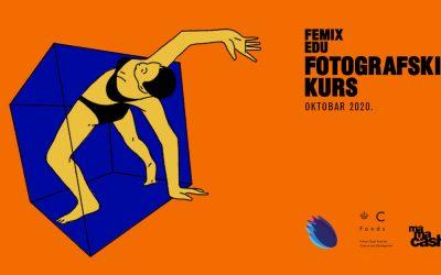 Otvoren konkurs za FemixEdu fotografski kurs