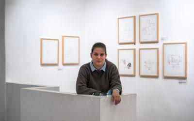 Jelena Milićević: Crtanje mi pomaže da preživim