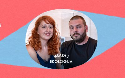 Mladi i ekologija: Žaklina Živković i Mirko Popović | Salon | E03
