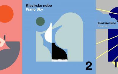 Objavljena kompilacija nove regionalne klavirske muzike Klavirsko nebo #3