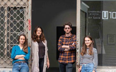 Umetnički prostor U10: mesto gde se prepliću mladi i savremena umetnost
