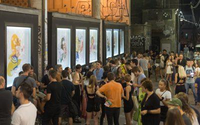 Ulična galerija: mesto koje prevazilazi galerijski format