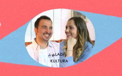 Mladi i kultura: Maja Šuša i Nikola Jovanović | Salon | E06