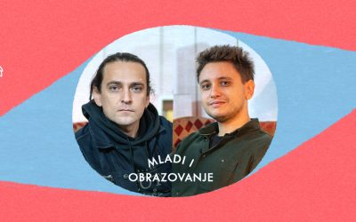 Mladi i obrazovanje: Uroš Krčadinac i Vojislav Klačar | Salon | E05