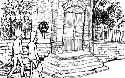Strip projekti finalista sa konkursa Ukrštenih rezidencija na Nova Festivalu