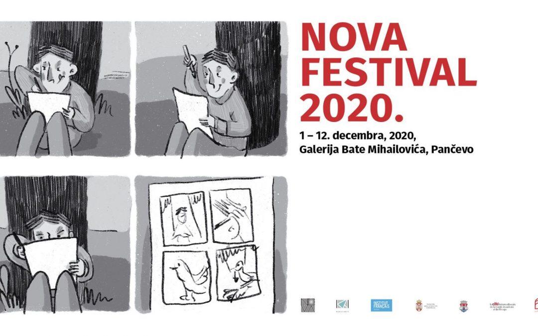 Danas počinje Nova festival