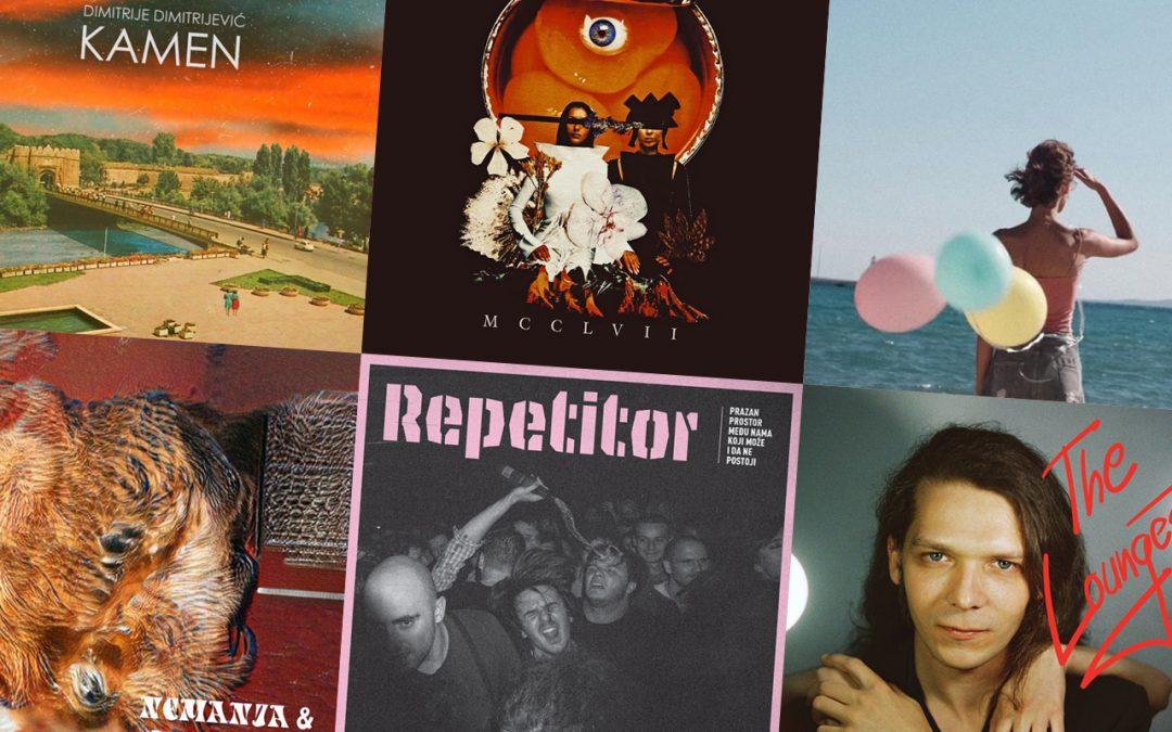 Top 25 regionalnih pesama iz 2020. godine