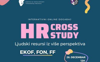HR Cross Study – interaktivna online panel diskusija