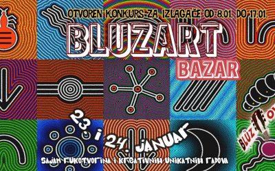 Prijave za treći BluzArt Bazar otvorene do 17. januara
