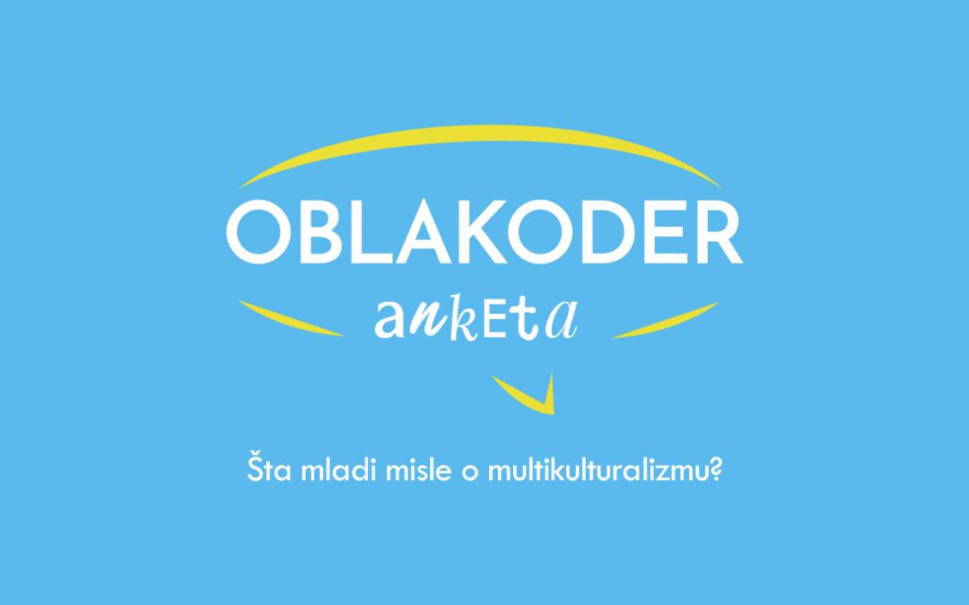 Oblakoder anketa: Mladi i multikulturalnost