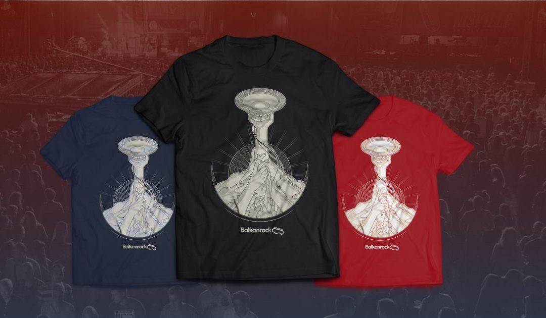 Podržite Balkanrock kupovinom majica