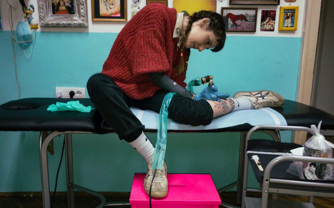 Iskra: Tetoviranje je odličan kreativni izraz