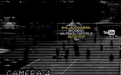 Beograd na pragu distopije – online razgovor