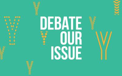 Mladi iz Novog Sada kroz projekat Debate Your Issue