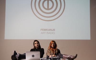 Femkanje, prostori zajedništva – radionica o podkastu