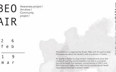 Izložba o zagađenom vazduhu u Srbiji u Los Anđelesu
