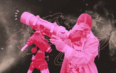 baby.squillo na TikToku- o teorijama zavere, fikciji i sletanju na Mars