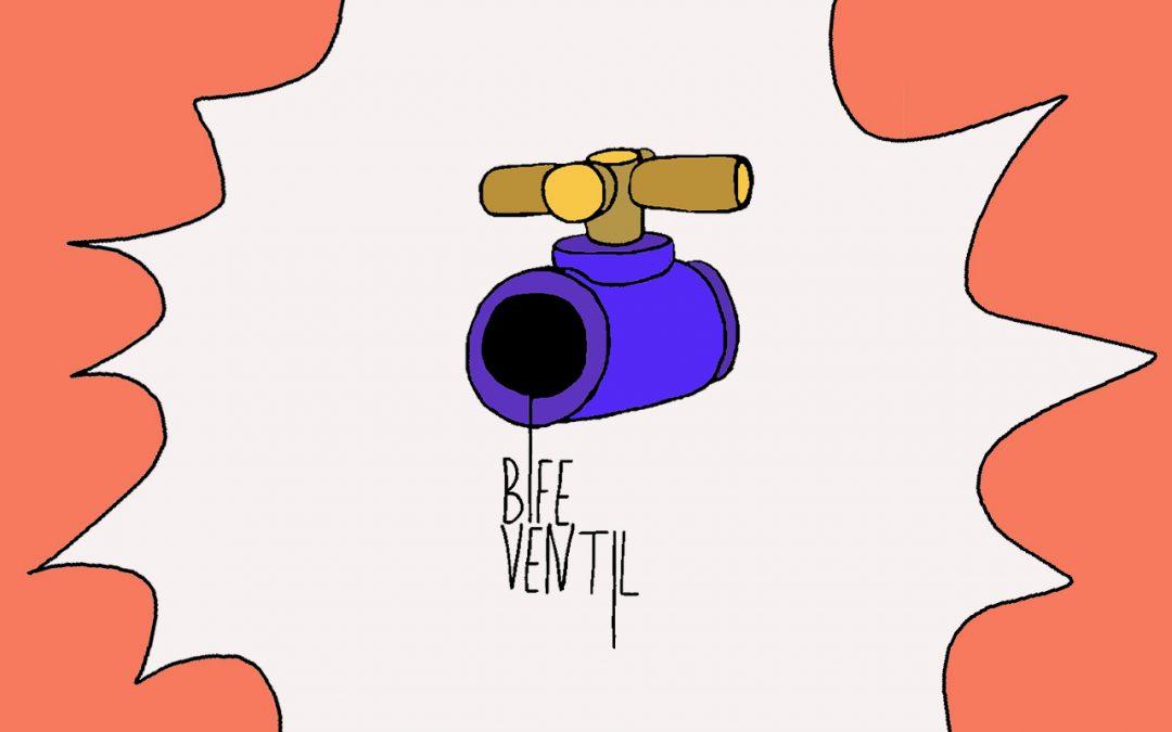 Bife Ventil – skriveni prostor alternativne kulture