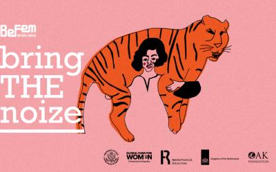 Dobitnice priznanja Befem Bring The Noize za 2020. godinu