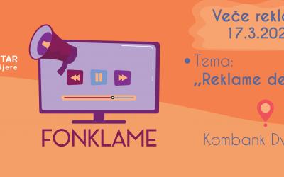FONklame – festival marketing po četrnaesti put