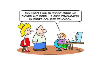 Edukacija na internetu – novi vid transformacije obrazovanja?