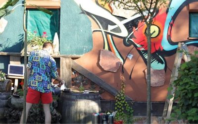 Spray of Sound – fuzija muzike i street arta u Arilju