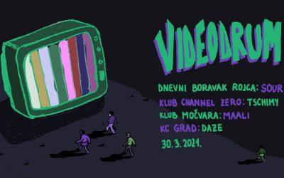 Pula, Zagreb, Ljubljana i Beograd zajedno u novom projektu VIDEODRUM