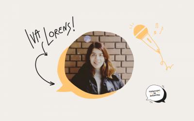 Razgovori sa autorima | EP04 | Iva Lorens
