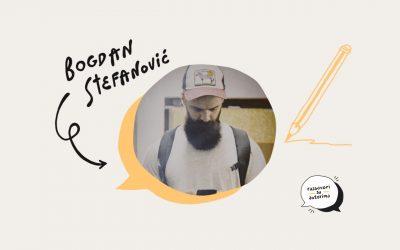 Razgovori sa autorima   EP05   Bogdan Stefanović