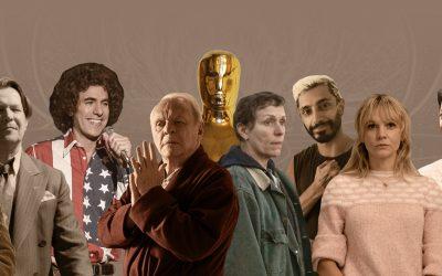 Stižu Oskari!