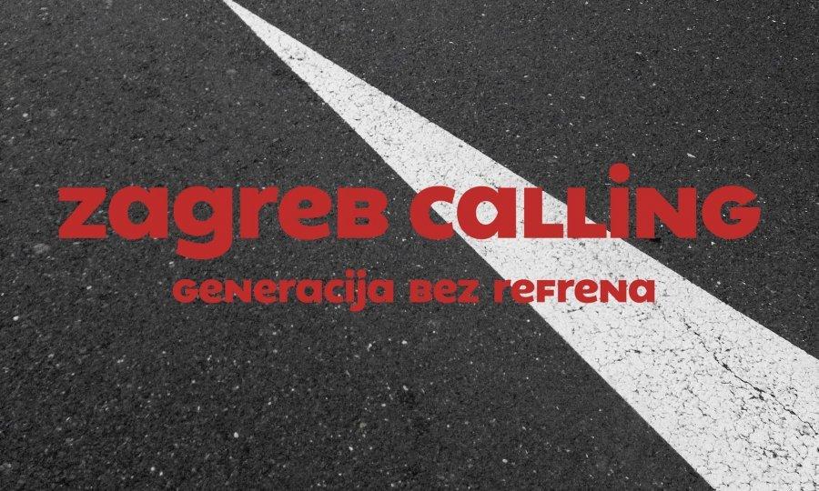 Objavljena kompilacija Zagreb Calling: Generacija bez refrena