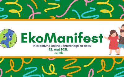 Otvorene prijave za konferenciju EkoManifest