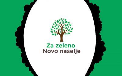 Za zeleno Novo naselje – borba za očuvanje zelenila