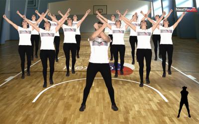 Interaktivni rad How To Dance 2 Next You u Muzeju Jugoslavije