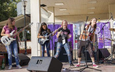 Otvoren konkurs za novu generaciju Rok kampa za devojčice