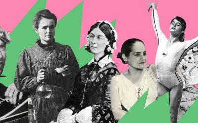 10 žena – pionirki u svojim oblastima koje su ostavile trag u istoriji