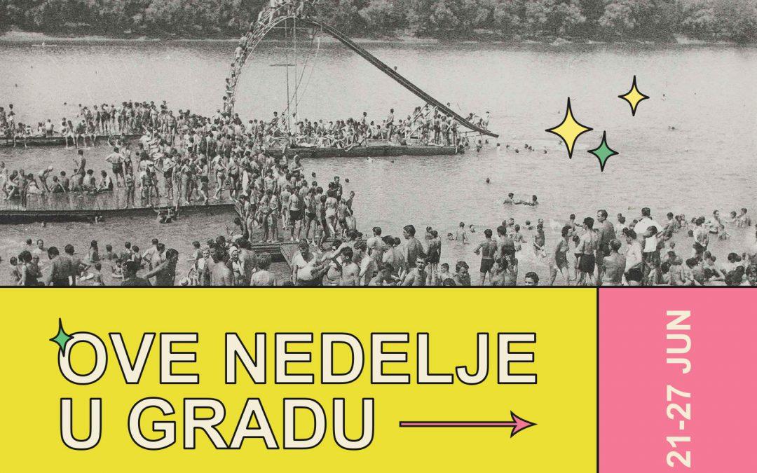 Kulturna dešavanja u gradu /21-27. jun/