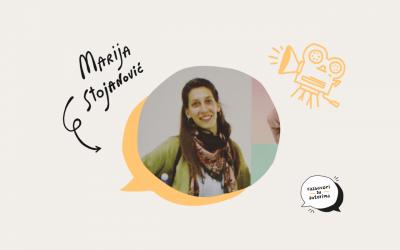 Razgovori sa autorima | EP09 | Marija Stojanović (film Oaza)