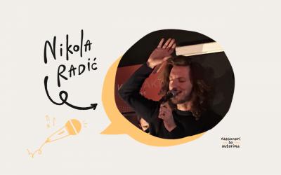 Razgovori sa autorima | EP11 | Nikola Radić