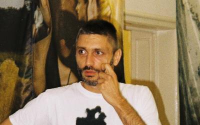 Dušan Rajić: Umetnik mora da ispituje granice