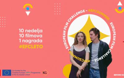 Počeo još jedan krug Evropskog filmskog izazova
