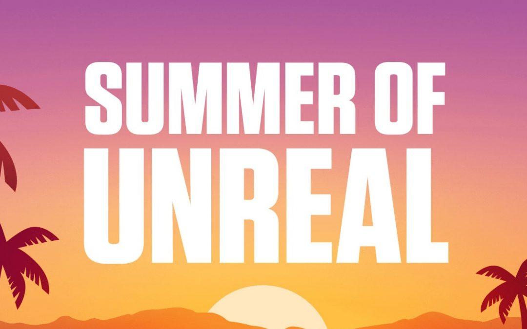 Summer of Unreal – kurs koji briše granice nerealnog