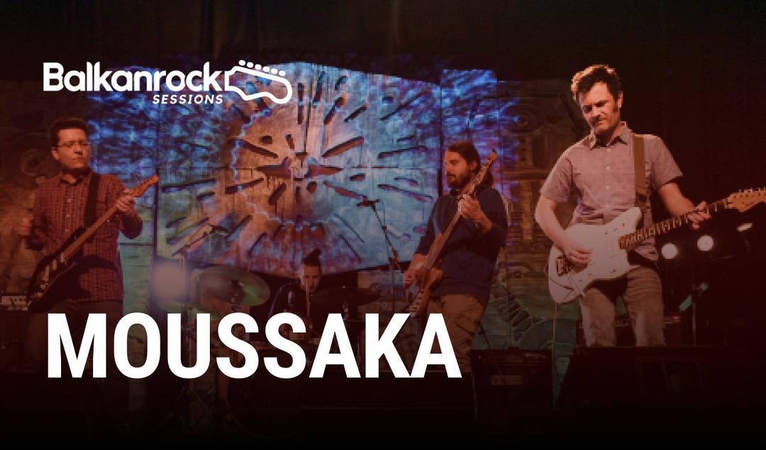Moussaka gost drugog Balkanrock Sessions-a
