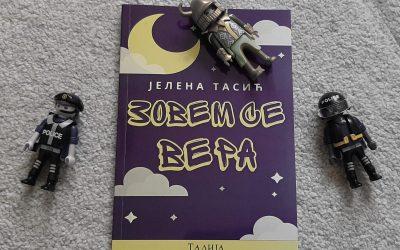 Osvrt knjige Zovem se Vera autorke Jelene Tasić