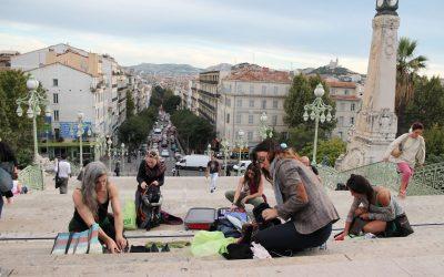 Izložba umetnice Tanje Ostojić na tri lokacije u gradu